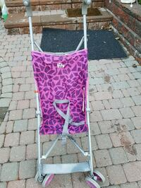 Purple and grey lightweight stroller Toronto, M1V 2N7