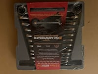 GearWrench 12 Piece Ratcheting Wrenches Toronto
