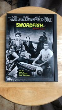 Swordfish DVD Movie