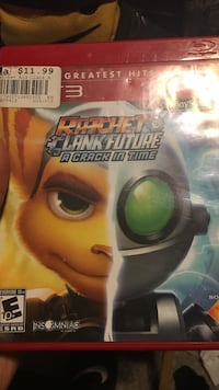 Ratchet and Clank Future : A Crack In Time