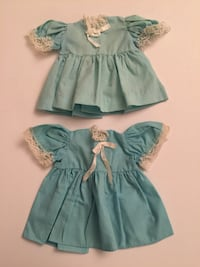 """Two 1970's Marx """"First Love"""" Babydoll Outfits"""