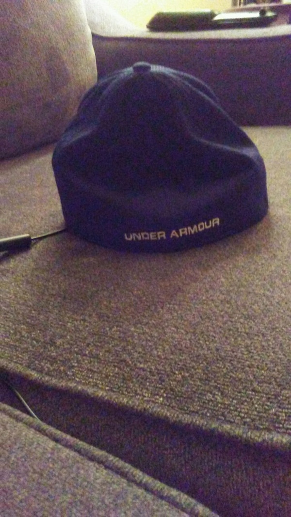 dd043b95 Used Adidas Michigan fitted..Volcom fitted hat and for sale in ...
