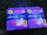 two Pampers Easy Ups diaper boxes 3713 km