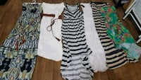 New womens med dress lot Thurmont, 21788