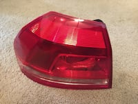 Tail Light  2012-2015 VW Passat - Outer Driver's Side Marina Del Rey, 90292
