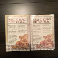 What to expect the first year book Vancouver, V5V