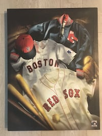 Red Sox canvas  Washington, 20024