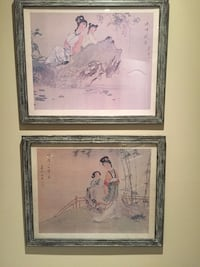 Chineese artwork Vaughan, L4J 7X2