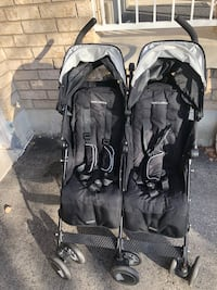 Double stroller Vaughan, L6A 3G5