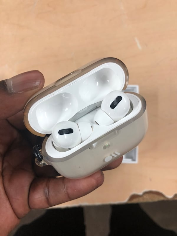 AirPods, Electronics Apple AirPods Pro in box .. Negotiable  1