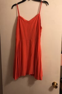 Aeropostale flow dress size XL worn twice