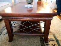 Cherry wood side table Toronto, M3H 4G3