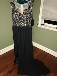 Perfect Black Prom Dress