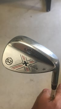 52 degree callaway x tour wedge good condition Langley, V3A 2C5