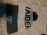 two black and white raiders hat Fort Wayne, 46803