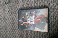 Justice league (DVD) Fall River, 02723