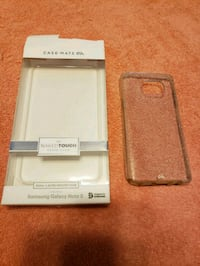 Good Condition Galaxy Note 5 CaseMate Brand Case Mount Holly