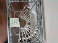 stainless steel spoon and fork lot Springfield, 22150