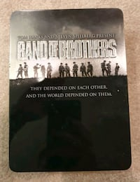 Band of Brothers DVD Calgary, T2Z 4W6