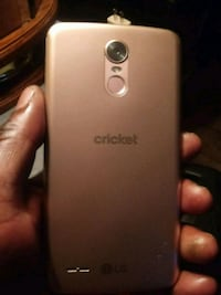 Gold cricket phone for sale  Greenville, 29605