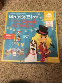 Goldie blox and the dunk tank book Belgrade, 59714