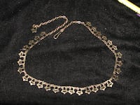 Bell necklace 536 km