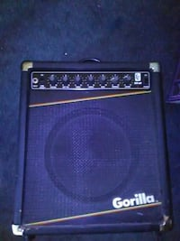 Amplifier by gorilla for sale !