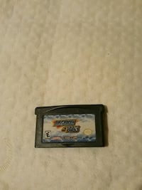 Capcom's Megaman & Bass (2002) GBA cartridge Rosemead