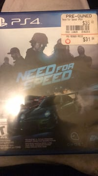 Sony ps4 need for speed Greenbelt, 20770