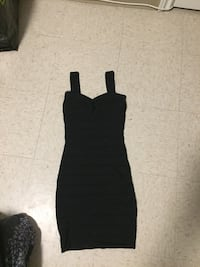 black scoop neck sleeveless dress Winnipeg, R2X