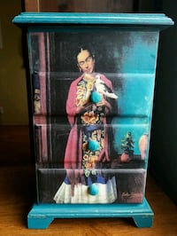 Friday Kahlo jewelry box  Glendora, 91740