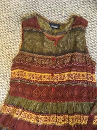 Women's Lindor Sleeveless Dress. Size Small. Excellent condition