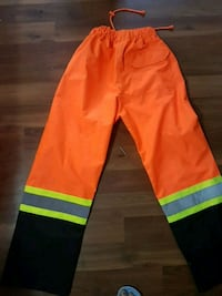 Forcefield Brand reflective rain pants Surrey, V3T 5E2