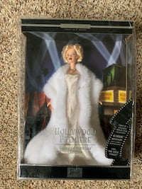 Hollywood Premiere Collector's Barbie Redding, 96002