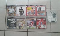 lot de cas de jeu assorti PS3 Saint-Georges-Haute-ville, 42610