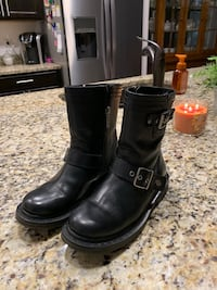 Harley Boots Size 5