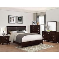 KING Donavan Bedroom Set