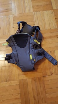 baby's blue and black carrier Toronto