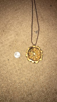 Adjustable Third-Eye-Pinecone Necklace
