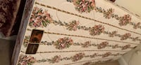 white, green, and red floral textile Jacksonville, 32246