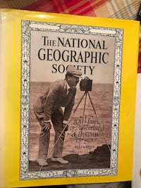 National Geographic book 1988 Toronto, M8Y 1N7
