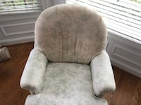 Rocking Chair with Matching Ottoman PURCELLVILLE