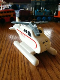 Harold the Sodor helicopter. Michigan, 48842