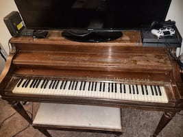 Piano must go look in to trade