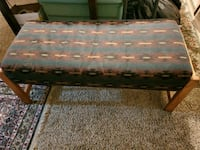 Western style bench Choctaw, 73020