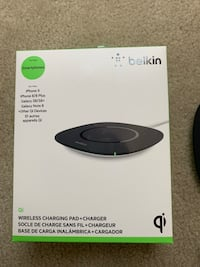 Belkin QI Smartphone wireless charging PAD