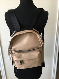 Marc Jacob small varsity backpack brand new with tag sandstone  Markham, L3P 0Y5