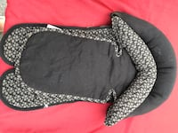 baby's black and gray bed Monson, 01057