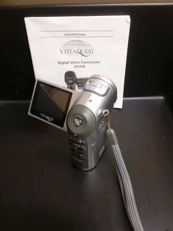 Digital Video Camcorder. DV700