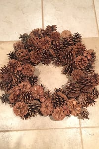 Natural Christmas Wreath  Ottawa, K4P 1K3